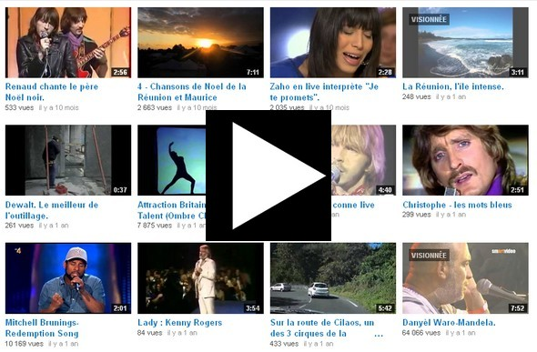 List-youtube