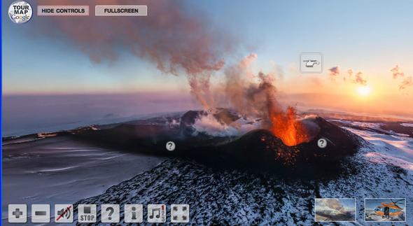 Plosky-Volcan