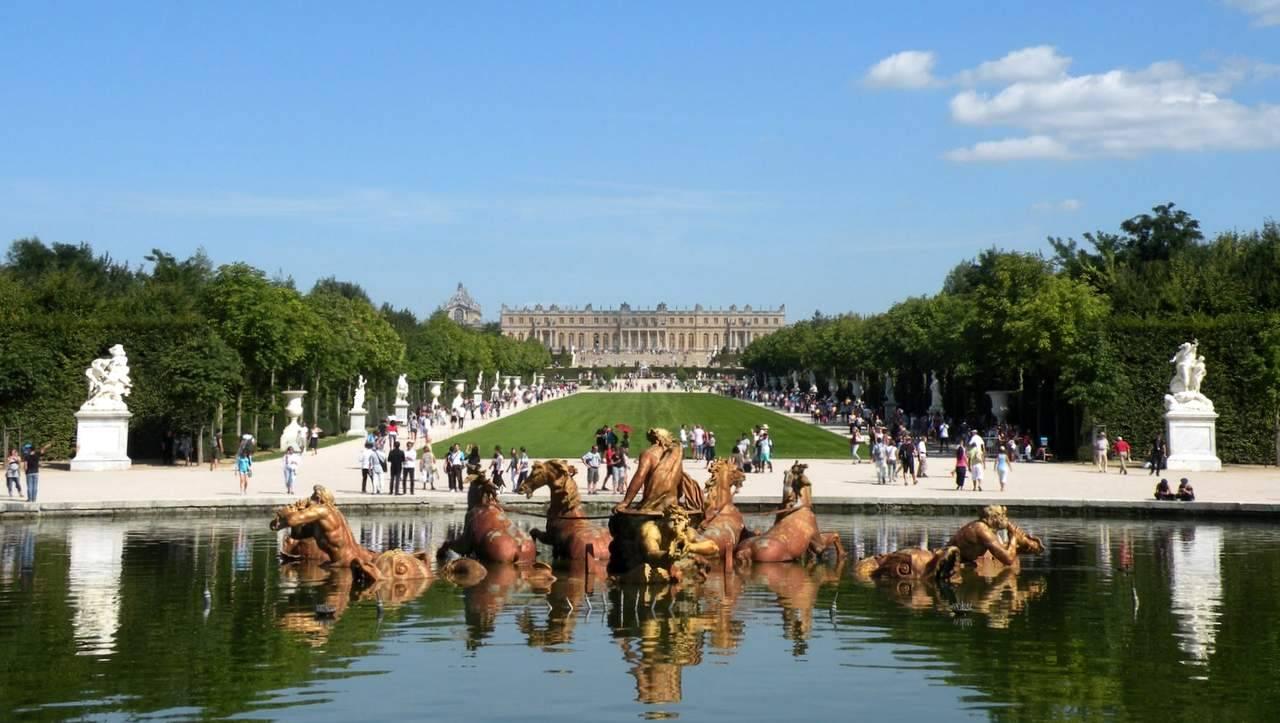 Le ch teau de versailles le blog de radiblog - Photo chateau de versailles ...