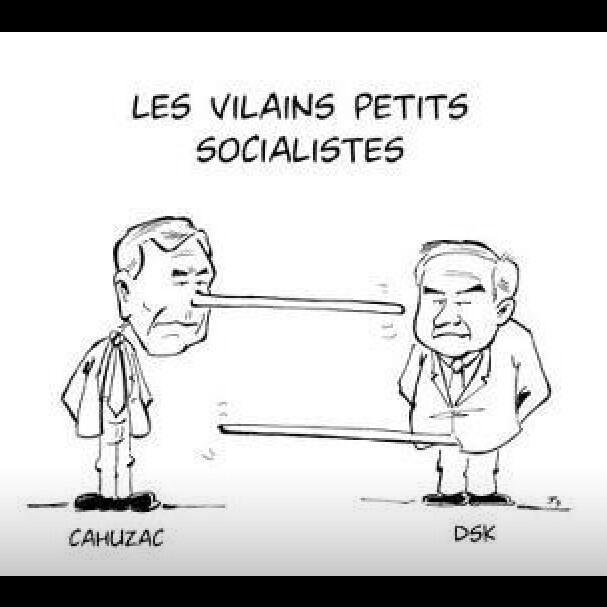 Cahuzac-DSK-Socialistes