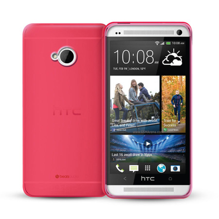 Coque-HTC-One-Red