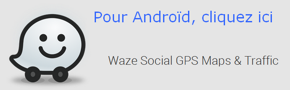Andoid-Waze