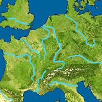 Fleuves-Europe