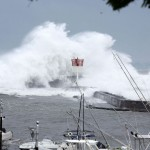 Cyclone Bejisa -  Richard Bouhet - AFP