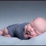 Nouveau né photographié par Karen Wiltshire
