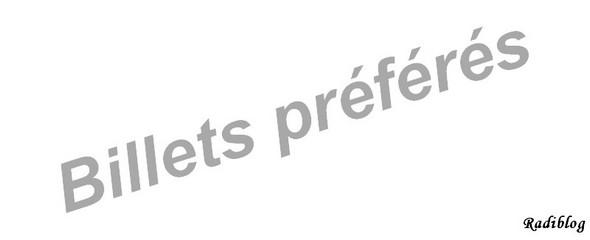 Billets-preferes