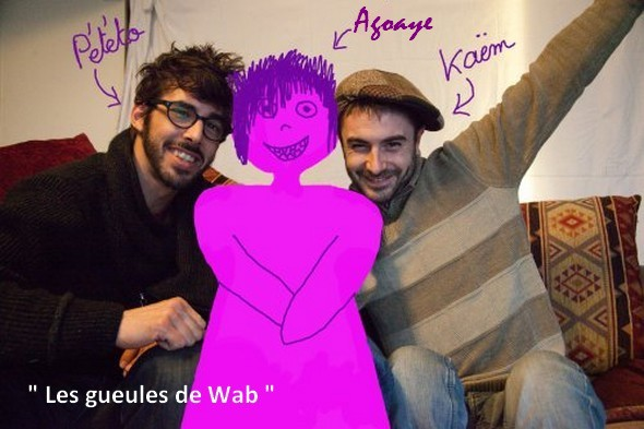 Gueules-de-wab