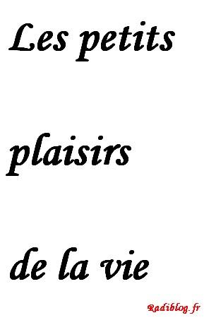 plaisirs-vie