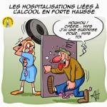hospitalisation(Alcool