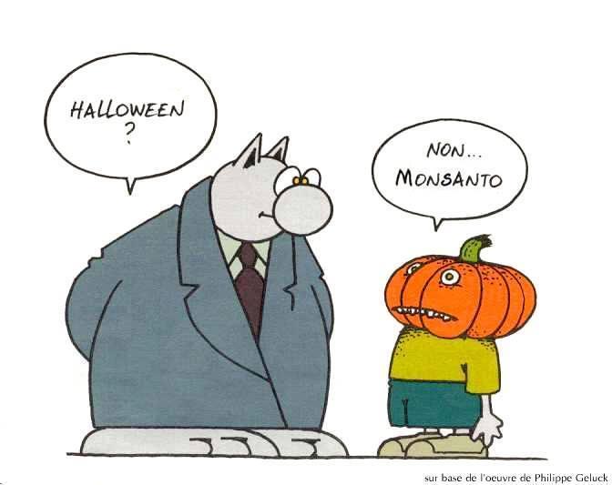 Images en vrac n 34 le blog de radiblog - Image halloween drole ...